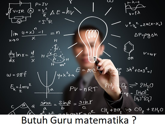 guru matematika sentra privat